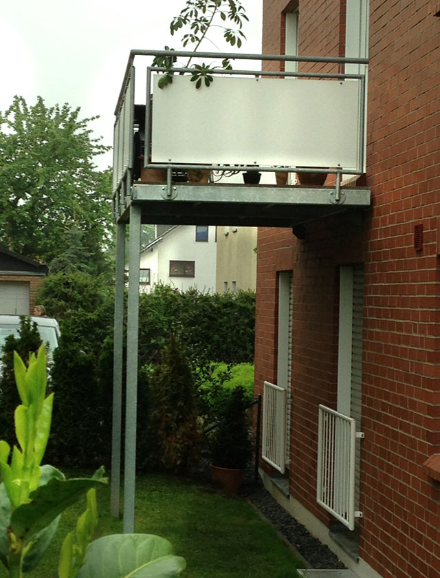 balkone. Black Bedroom Furniture Sets. Home Design Ideas